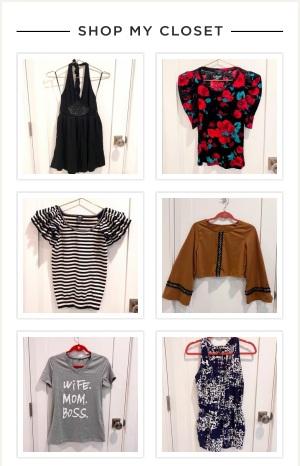 Closet Items